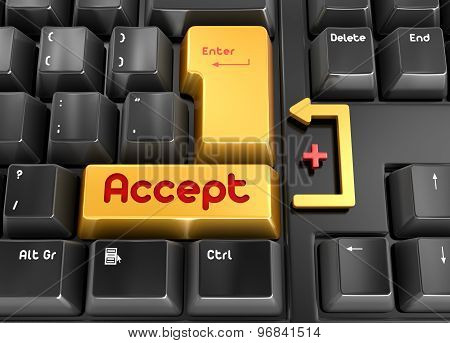 Accept Button