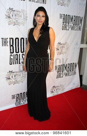 LOS ANGELES - JUL 23:  Crystal Santos at the