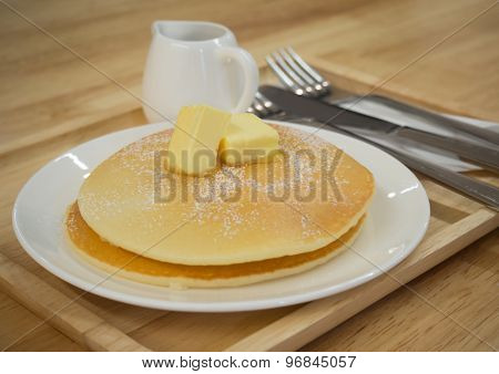Butter And Pancake