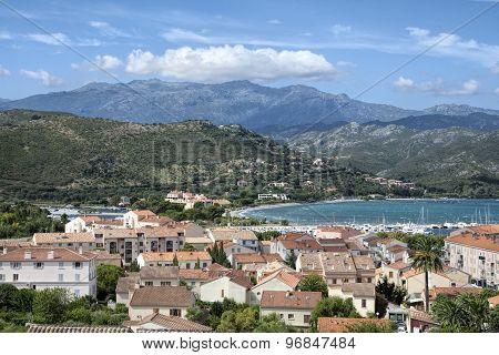 View Of Saint Florent