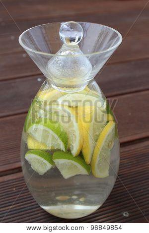 Citrus water