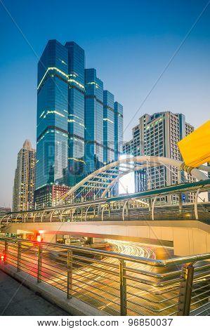 Bangkok City - Business Area