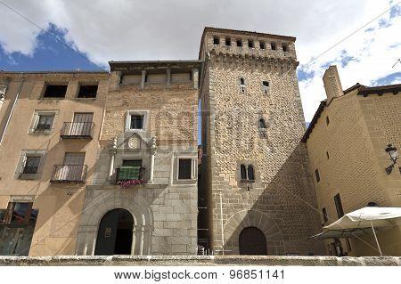 Segovia Torreon De Lozoya