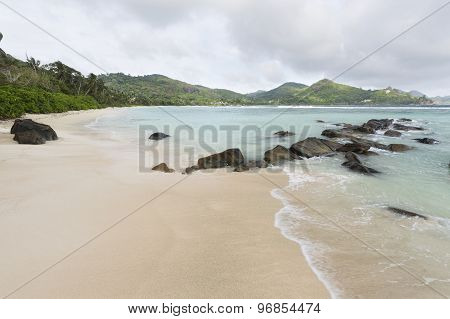 Anse Gournement, Mahe, Seychelles