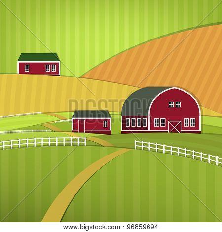 01 Eco Farm landscape