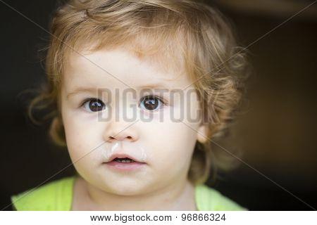 Portrait Of Sweet Child