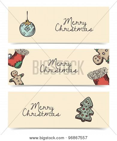 Xmas Banners