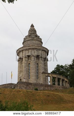 Burschenschaftsdenkmal In Germany