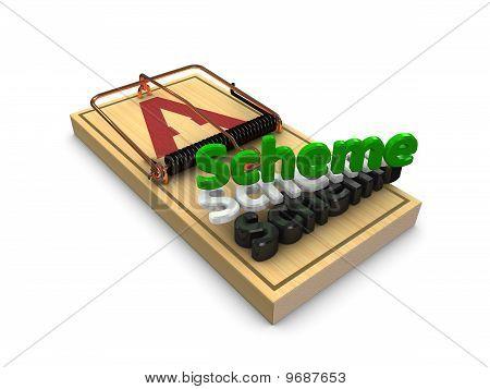 Scheme trap
