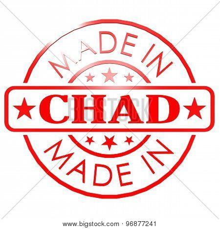 Made In Chad Red Seal