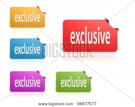 Label Set Exclusive