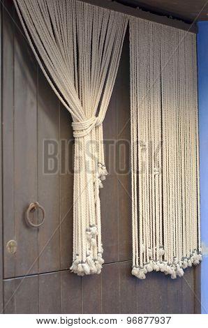 Divided Door