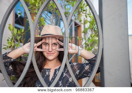 Masquerading through the gate