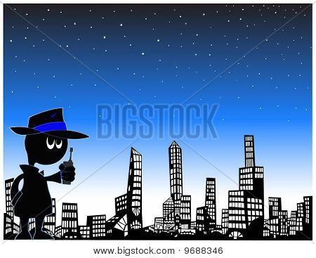 Crime watcher securities