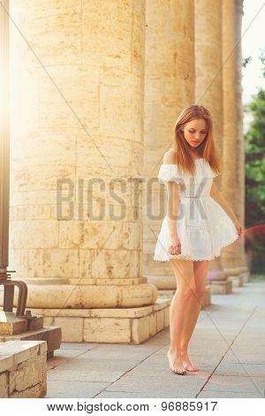 Boho Girl Outdoors