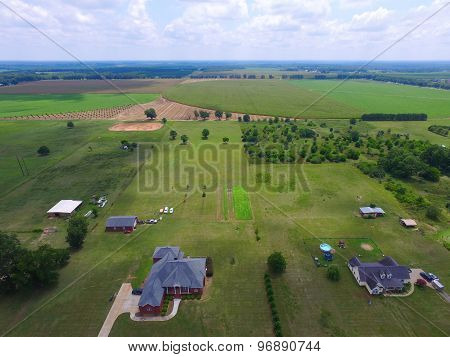 Georgia farmland