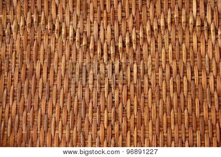 Texture of the bamboo