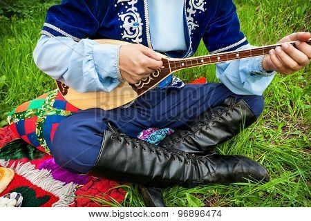 Kazakh Music