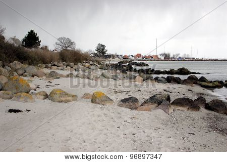 Denmark At Beach