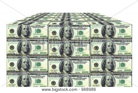 Bloco de dinheiro