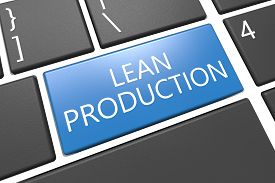 foto of waste reduction  - Lean Production  - JPG