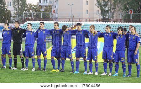 Ukraine (under-21) National Team
