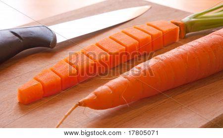 Carrot Transformation