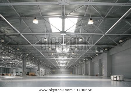 The Big Warehouse Of Shopping Center