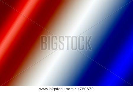 patriotische Farben