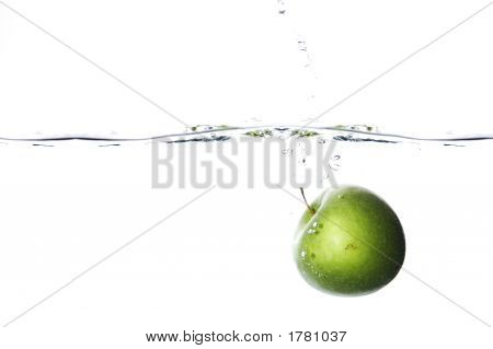 Drowning Apple