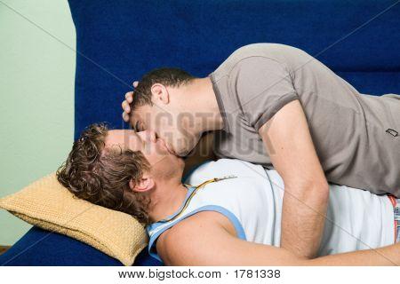 Gays de besos