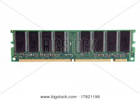 A stick or RAM computer memory
