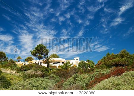 Luxury property in the Iberian hills
