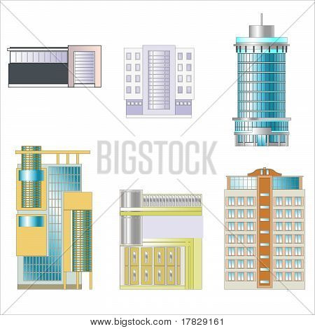 Drawings Of Buildings