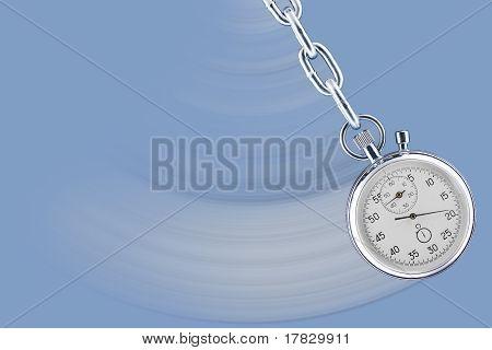 Stopwatch Pendulum (landscape)