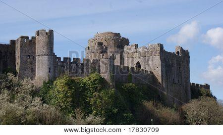 Pembroke Castle Wales