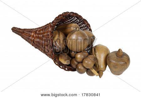 Preserved Abundance Cornucopia