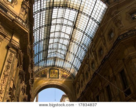 Piazza Vittorio Emanuelle, roof