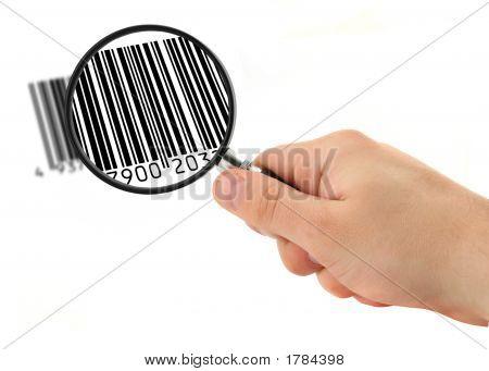 Scanning Bar Code #2