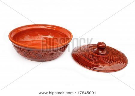 Annealed Clay Bowl