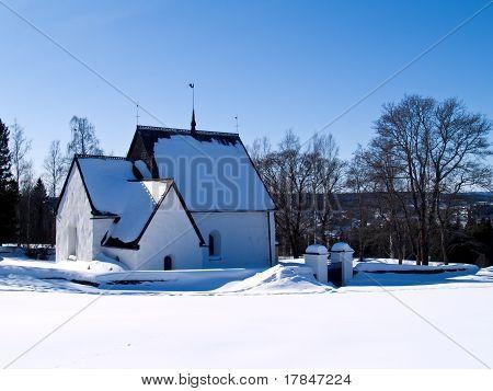 old church in Alno