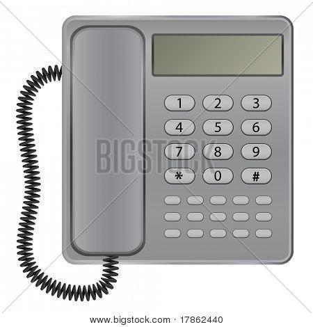 Icono de tel fono de la oficina for Telefono de la oficina