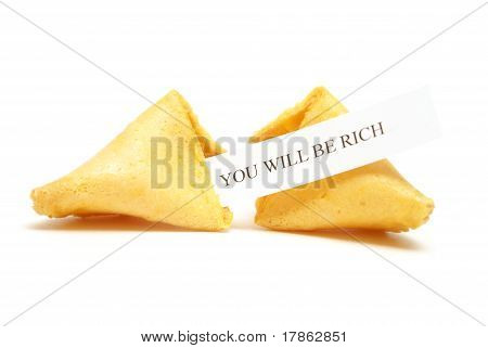 Fortune Cookie Of Riches