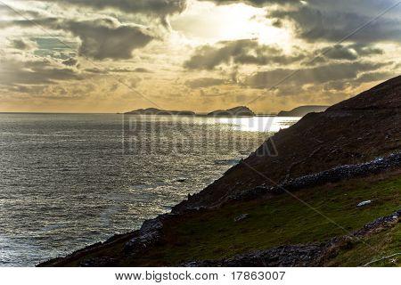 Dingle peninsula - Croaghmore Island