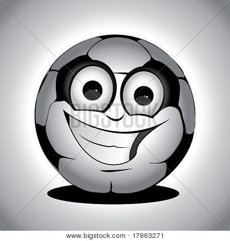Personagem de futebol