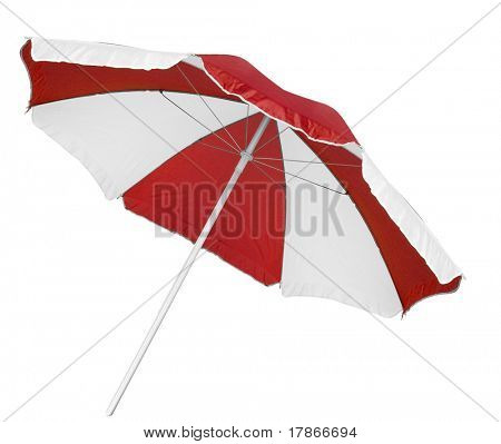Isolated parasol