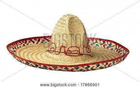 Mexican hay hat