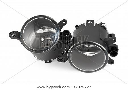 Automotive Fog Lights