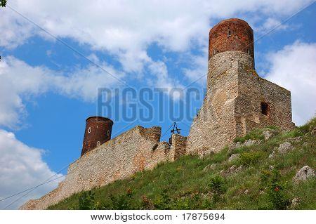 Castle Wall 1