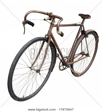 Antique Man's Bike